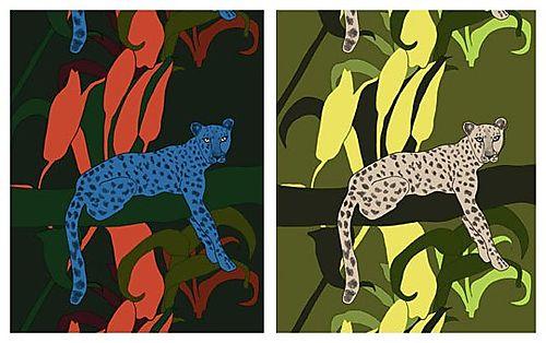 Leopard-combo