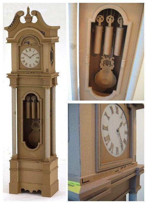 Clock combo