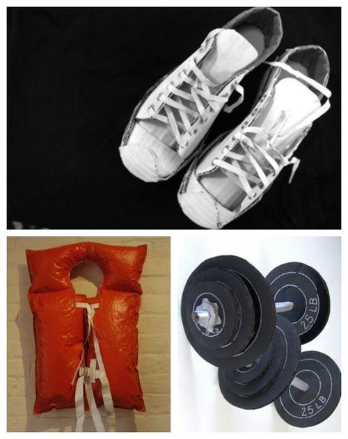 Shoe-vest-weights-combo